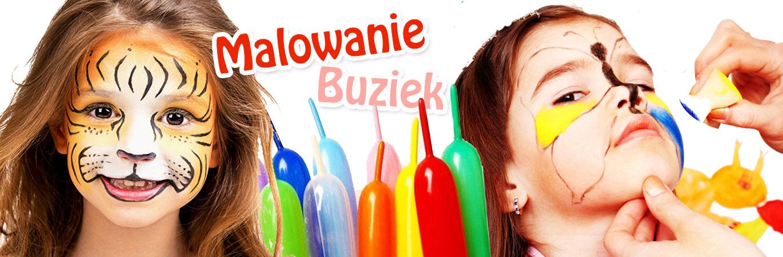 malowanie twarzy-faces painting-animator dla dzieci rzeszów-zabawy z animatorem rzeszów-malowanie buziek-farby do malowania buziek